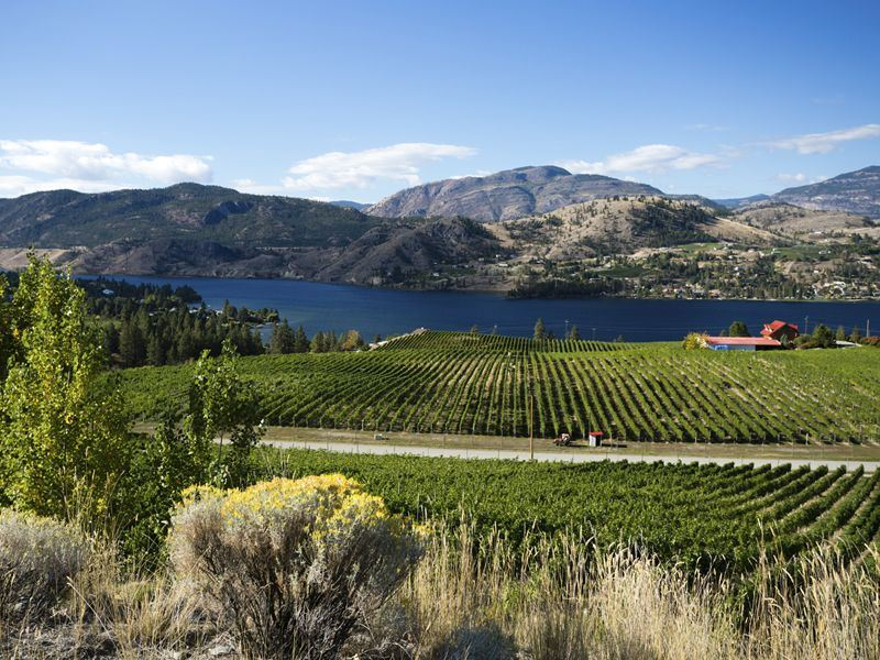 okanagan valley british columbia