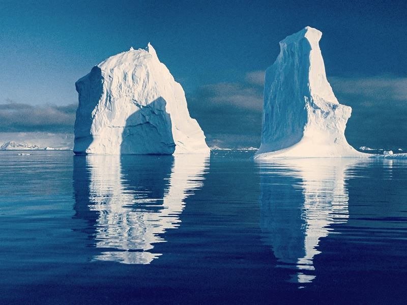 pond inlet icebergs nunavut