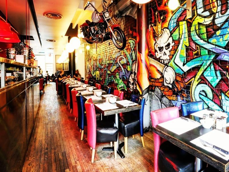 Restaurant L'Avenue, Montreal