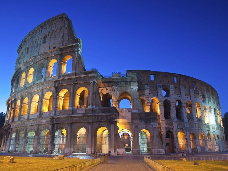 Exploring The Roman Colosseum Italy Travel Inspiration