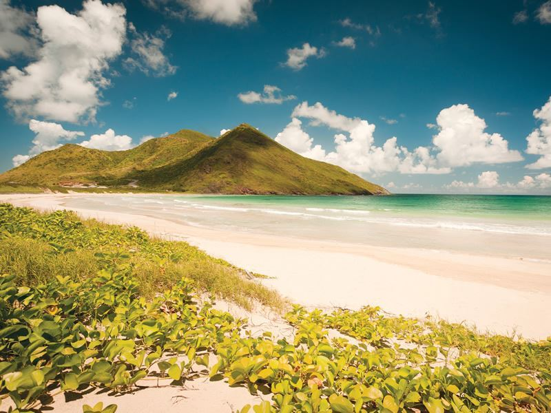sandy bank bay st kitts