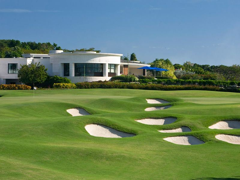 sandy lane country club course