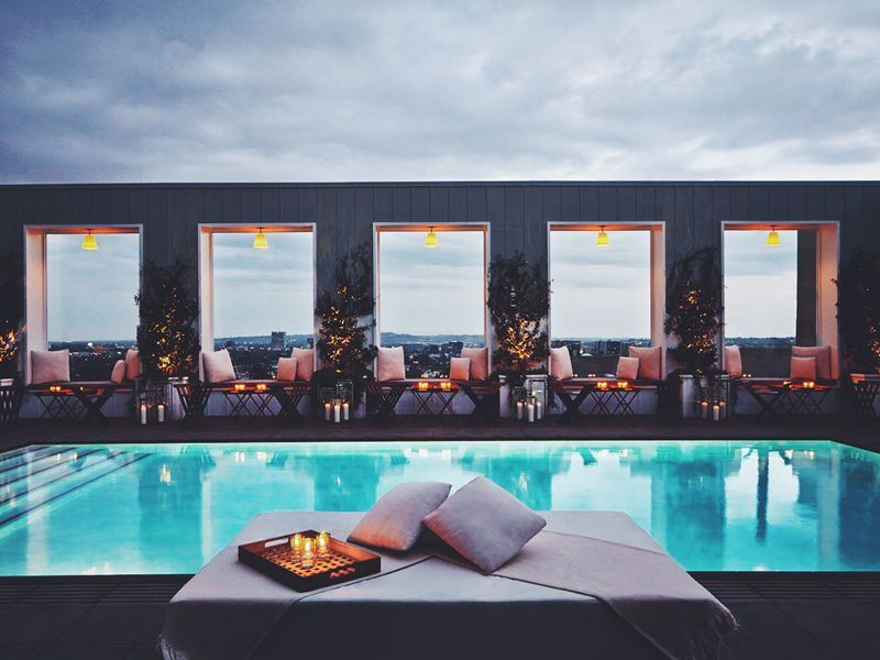 skybar at mondrian hotel los angeles