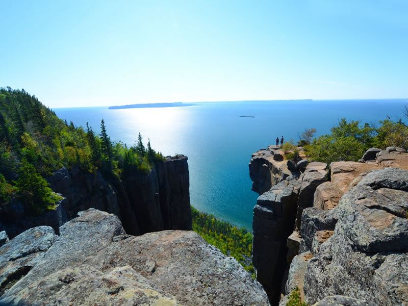 sleeping giant provincial park ontario