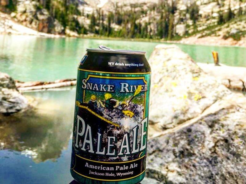 snake river brewing ale
