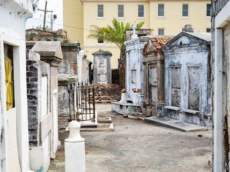 st louis cemetery number 1 new orleans