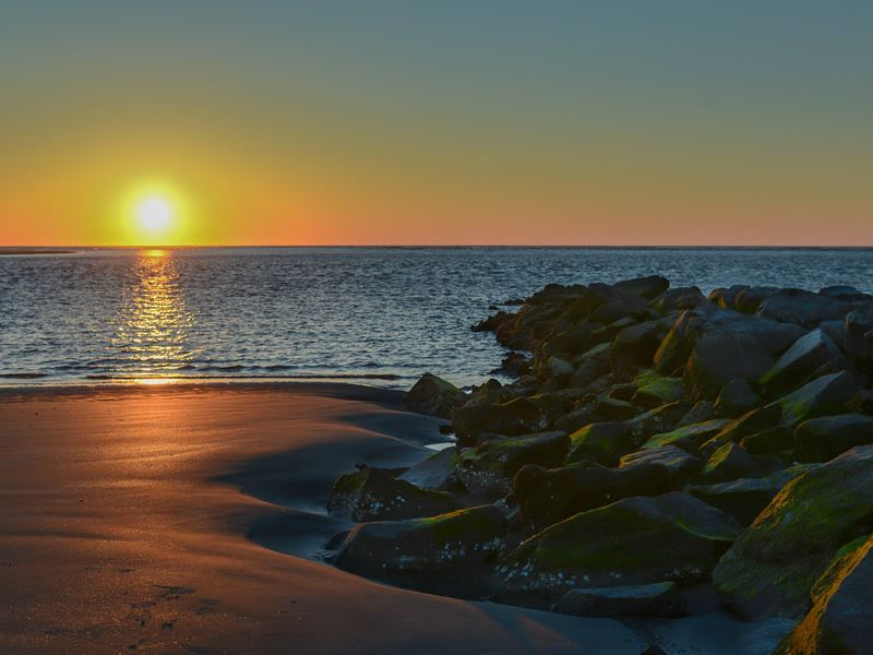 sullivans island sunrise