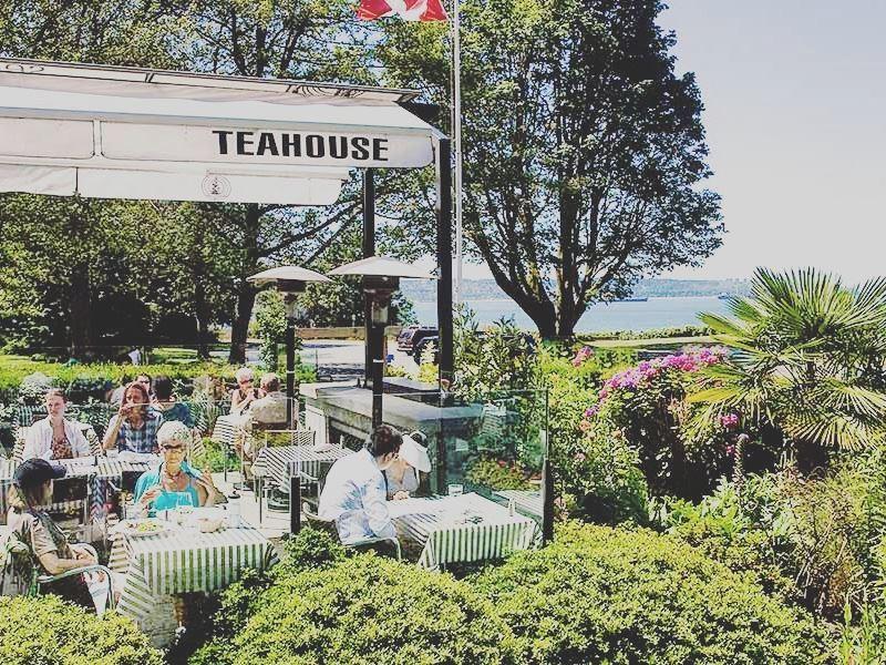 teahouse stanley park