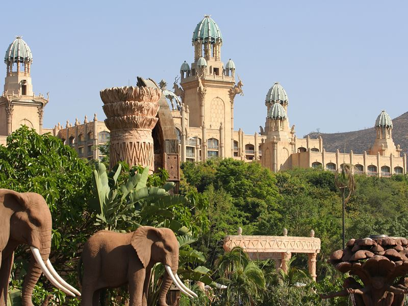 the palace at sun city
