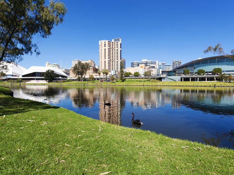 torrens river adelaide