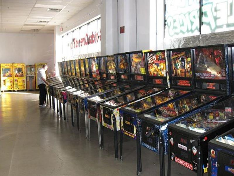 vegas pinball hall of fame