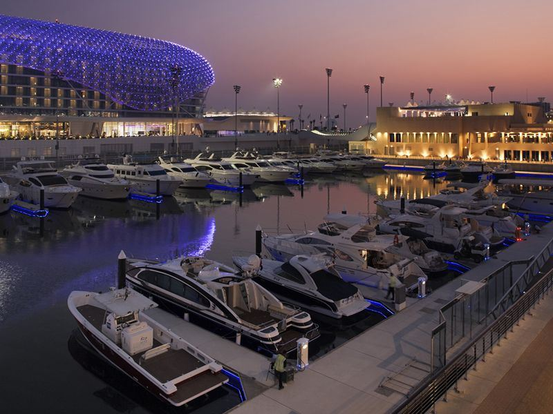Image result for The Ultimate Guide To Your Travels In Abu Dhabi