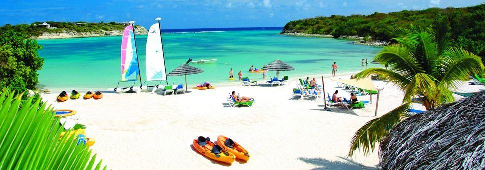 Antigua family vacations