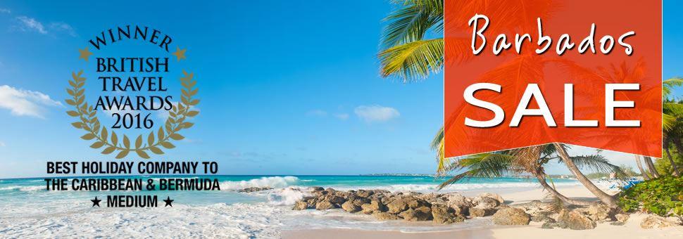Barbados sales