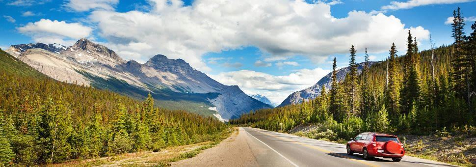 Canada Self Drive Holidays Banner