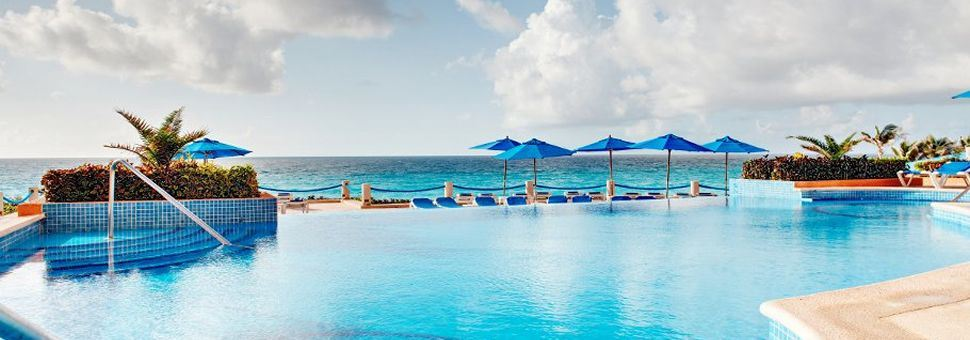 Enjoy All Inclusive vacations at Barcelo Tucancun, Cancun