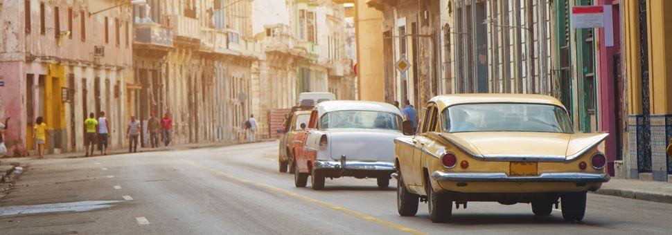 Cuba city breaks