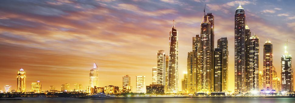 Enjoy a twin centre holiday in Dubai
