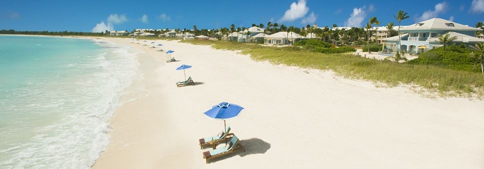 Sandals Emerald Bay beach on the Outer Islands